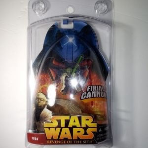 Yoda Star Wars Revenge of the Sith Action Figure